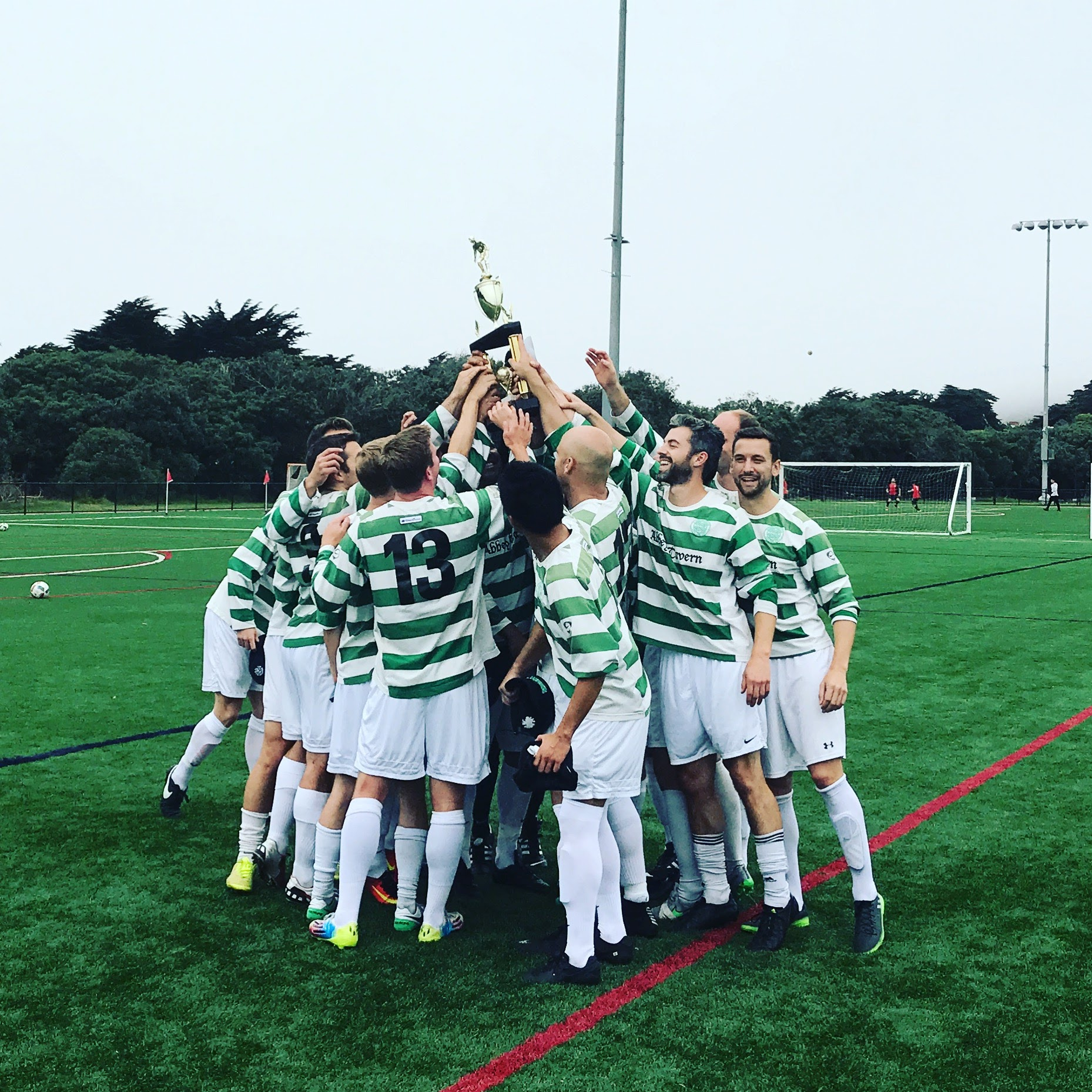 San Francisco Celtic Soccer Club